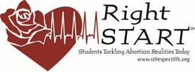 Right START logo