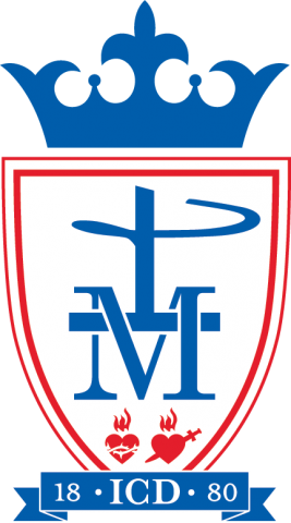 Immaculate Conception Dardenne Logo