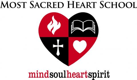 Most Sacred Heart School Logo