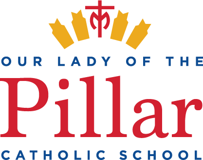 Our Lady of the Pillar School Logo