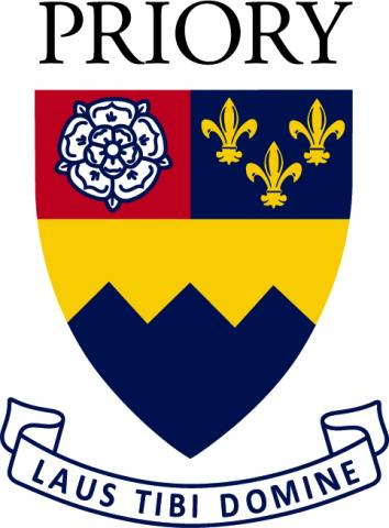 Saint Louis Priory School Logo
