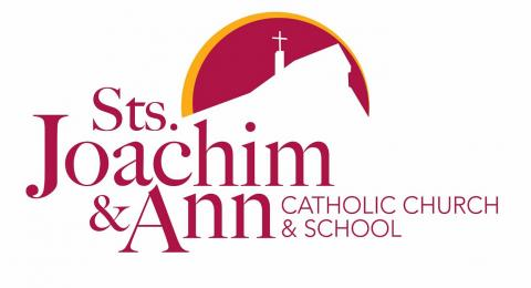 Sts. Joachim and Ann School Logo
